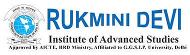 Rukmini Devi Institute if Advanced Studies, Rohini
